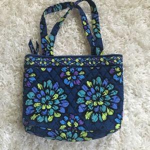 Vera Bradley Indigo Pop Bag